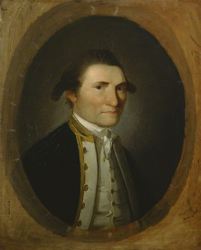 NPG 26; James Cook by John Webber